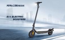 MEGAWHEELS S297 11Ah 7.5W350in折りたたみ式電動スクーター8.5-15km範囲22km / hのクーポン付き€25最大速度120kgMaxload Eスクーター(EU UK倉庫から)BANGGOOD