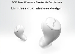$85 with coupon for MEIZU POP True Wireless Bluetooth Earphones In-ear Earbuds – WHITE from GearBest