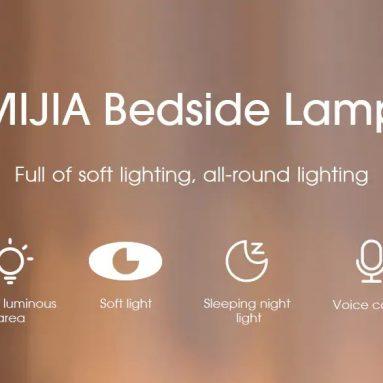 € 43 cu cupon pentru MIJIA MJCTD02YL Lampă de dormit cu LED-uri de formă simplă pentru casa de la GearBest