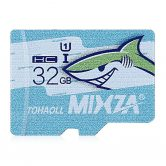 $3 with coupon for MIXZA TOHAOLL Ocean Series 32GB Micro SD Memory Card  –  32GB  COLORMIX from GearBest