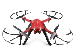 $89 with coupon for MJX B3 Bugs 3 RC Quadcopter – RTF  –  RED from GearBest