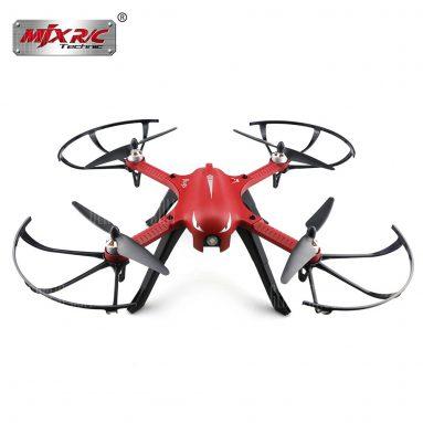 $ 85 avec coupon pour MJX B3 Bugs 3 RC Quadcopter - RTF - ROUGE de GearBest