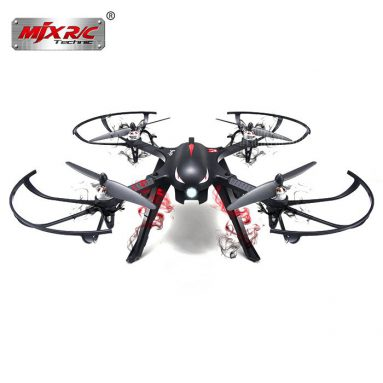 $75 with coupon for MJX B3 Bugs 3 RC Quadcopter – RTF  –  BLACK from GearBest