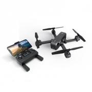 € 106 с купоном для MJX X103W 5G WIFI FPV с камерой 2K GPS Follow Me Складной RC Quadcopter RTF - три батареи от BANGGOOD