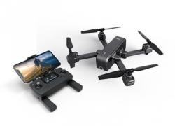€ 88 avec coupon pour MJX X103W 5G WIFI FPV avec caméra 2K GPS Suivez-moi Quadricoptère RC pliable RTF - Trois batteries de BANGGOOD