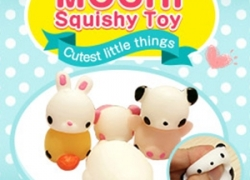 8% OFF for ALL Squishy Toys from BANGGOOD TECHNOLOGY CO., LIMITED