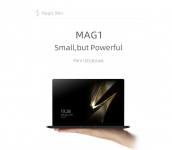 €710 with coupon for Magic Ben Mag1 8.9 inch Personal Computer Pocket Mini Laptop PC Windows 10 Home OS Intel Core M3-8100Y CPU 16GB DDR3 RAM + 512GB SSD – Black WiFi Version PSE Plug from GEARBEST