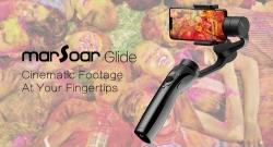 $ 69 dengan kupon untuk MarSoar Glide Tiga-sumbu Bluetooth Gimbal Pemotretan Time-lapse Pelacakan Wajah EU warehouse dari GearBest