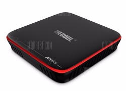 $26 with coupon for Mecool M8S PRO W TV Box  –  EU PLUG  BLACK from GearBest