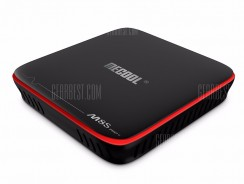 $25 with coupon for Mecool M8S PRO W TV Box  –  EU PLUG  BLACK from GearBest