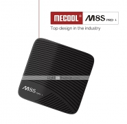 $59 with coupon for Mecool M8S PRO L 4K TV Box Amlogic S912 Bluetooth 4.1 + HS – EU PLUG VOICE REMOTE CONTROL ( 3GB RAM + 16GB ROM ) from GearBest