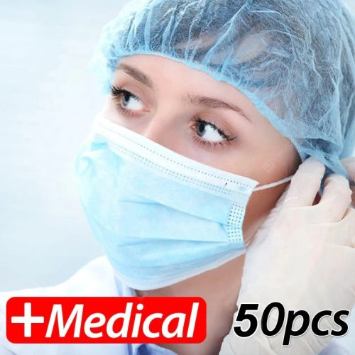 masque jetable medical 50