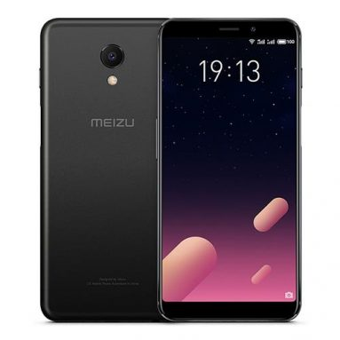 Meizu M6s 3GB+32GB Black on sale! from Geekbuying INT