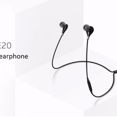 $ 6 con coupon per Meizu ME20 Wired Auricolari In-Ear con microfono di GEARVITA