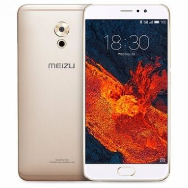€157 with coupon for Meizu Pro 6 Plus Global Version 5.7 Inch 2K AMOLED 4GB RAM 64GB ROM Exynos 8890 Octa Core Smartphone from BANGGOOD