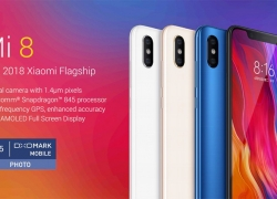 €315 with coupon for Xiaomi Mi 8 4G Phablet 6GB RAM 64GB ROM Global Version – BLACK EU warehouse from GearBest