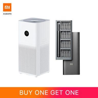 94 € sa kuponom za Mi Air Purifier 3C EU (Nabavite Xiaomi odvijač besplatno) iz skladišta EU GSHOPPER