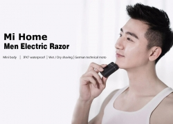 $15 with coupon for Mi Home Waterproof Rechargeable Men Electric Razor from Xiaomi Youpin from GearBest