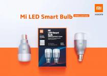 26 € s kuponom za Mi LED pametnu žarulju (bijela i u boji) 2-paket iz EU skladišta GSHOPPER