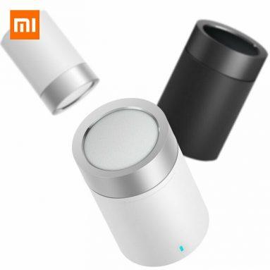 €17 with coupon for Mi Pocket Speaker 2 Original Xiaomi Handsfree 1200mAh Wireless MIC Subwoofer Portable Bluetooth Speaker – White from BANGGOOD