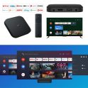 Xiaomi Mi TV Box S IPTV için kuponla 54 € GEARBEST'ten Top Box Media Player Avrupa Versiyonu