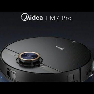 220 € s kupónem na zametací stroj Midea M7 Pro ze skladu EU GER GSHOPPER