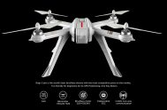 €162 with coupon for MjxR/C Technic B3PRO Little Monster Four-axis Aircraft Toys – WHITE 1080P CAMERA from GEARBEST