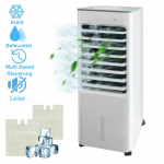 € 60 com cupom para condicionadores de ar móveis Air Cooler Ar condicionado 3 configurações de velocidade Ventilador de umidificação 3 em 1 Configurações de velocidade do ventilador de ar condicionado - Alemanha EU Warehouse da GEARBEST