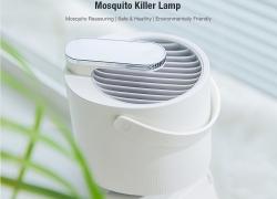$ 13 dengan kupon untuk Lampu Nyamuk Fotokatalis Pembunuh Serangga - Hitam dari GEARBEST