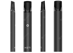 $15 with coupon for Original Moti Vape Pod System Starter Kit 500mAh – Black from GearBest