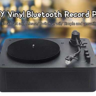 €197 with coupon for Multifunctional Bluetooth Vinyl Player from Xiaomi youpin from GEARBEST