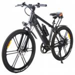 867 אירו עם קופון למחיר NAKTO GYL018 ריינג'ר אופניים חשמליים גרמנית מ- GEEKBUYING