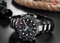 $16 with coupon for NAVIFORCE 9093 Business Men Watch from GearBest