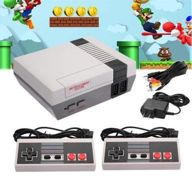 NES Klasik Mini Oyun Konsolları için kuponlu $ 7 GEARVITA'dan Dahili 620 TV Video Oyunu