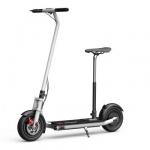€ 299 avec coupon pour Scooter électrique pliable avec selle 7W 300V 36V 10.4V 26Ah avec selle pour adultes / enfants 18 Km / h Vitesse Max 36-XNUMX Km Kilométrage - Blanc de BANGGOOD