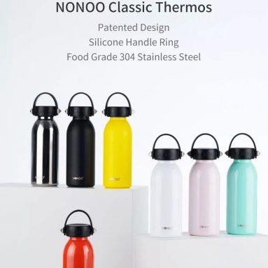 € 17 avec coupon pour NONOO COOL CUP Acier inoxydable Bouteille sous vide isolante 24Hours de Xiaomi Youpin Home Bouteille d'eau de BANGGOOD