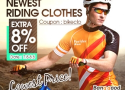 8% OFF for Cycling Racing Clothing, Bicycle Riding Suit Sports pants for Men and Women from BANGGOOD TECHNOLOGY CO., LIMITED