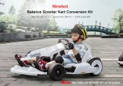 $1713 with coupon for Ninebot N4MZ98 Balance Scooter Kart Conversion Kit from GearBest