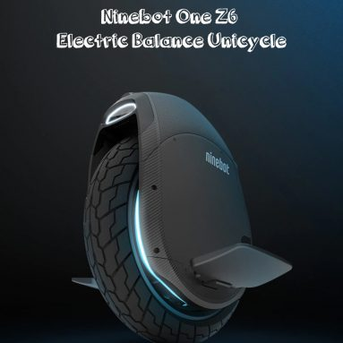 $899 with coupon for Ninebot One Z6 530Wh Electric Unicycle From Xiaomi Mijia from GEARBEST