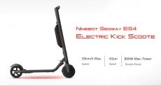 486 € med kupon til Ninebot Segway ES4 Foldbar elektrisk spark-scooter foran og bagpå Stødabsorption fra Xiaomi mijia EU WAREHOUSE fra GEARBEST