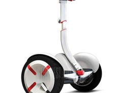 $349 with coupon for Ninebot miniPRO 10.5 inch 2-wheel Self Balancing Scooter White from GearBest