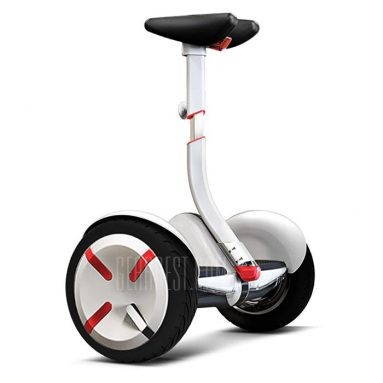 $549 with coupon for Ninebot miniPRO 10.5 inch 2-wheel Self Balancing Scooter White from GearBest