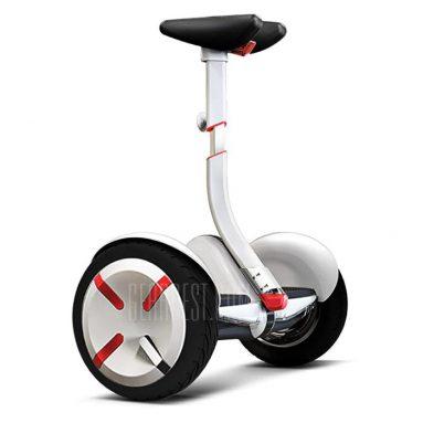 $ 549 s kuponem pro Ninebot miniPRO 10.5 palcový 2-wheel Self Balancing Scooter White od GearBest