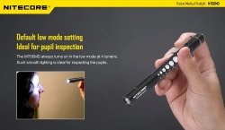 $19 with coupon for Nitecore MT06MD Nichia 219B 180 Lumens LED Pen Flashlight from GearBest