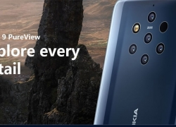 $689 with coupon for Nokia 9 PureView 4G Phablet International Version – Blue from GEARBEST