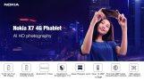 $ 312 مع قسيمة لنوكيا X7 4G Phablet - أسود من GearBest