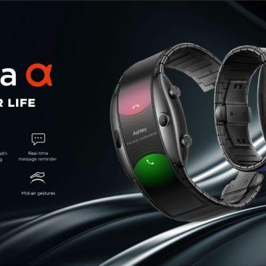 नूबिया के लिए कूपन के साथ € 360 α 4.01 इनच NFC 500mAh क्विक चार्ज 1GB रैम