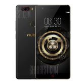 $159 with coupon for Nubia Z17 Lite 4G Phablet Global Version  –  BLACK GOLD from GearBest
