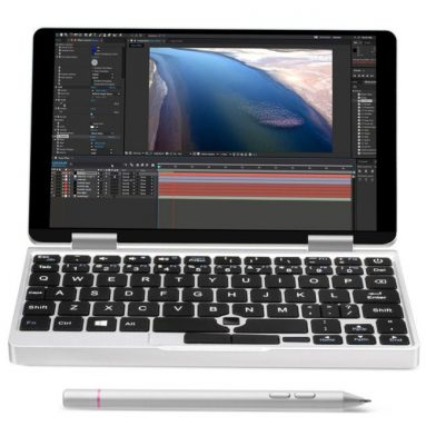 """€ 453 एक-नेटबुक के लिए कूपन के साथ एक मिक्स 2S M3-8100Y 3.4GHz 8GB रैम 256GB पीसीआई-ई एसएसडी 7 """"बैंगगुड से विंडोज एक्सएनएनएक्स टैबलेट"""
