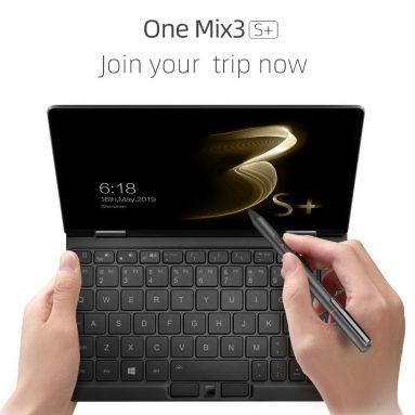 공유 용 쿠폰이있는 € 680 : ONE-NETBOOK One Mix 3S + i3-10110Y 8GB RAM 256GB ROM 8.4 인치 2560 * 1600 Windows 10 Tablet PC from BANGGOOD
